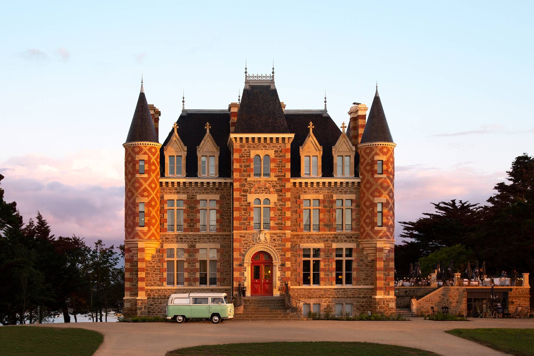The most beautiful château hotels in France in 2020