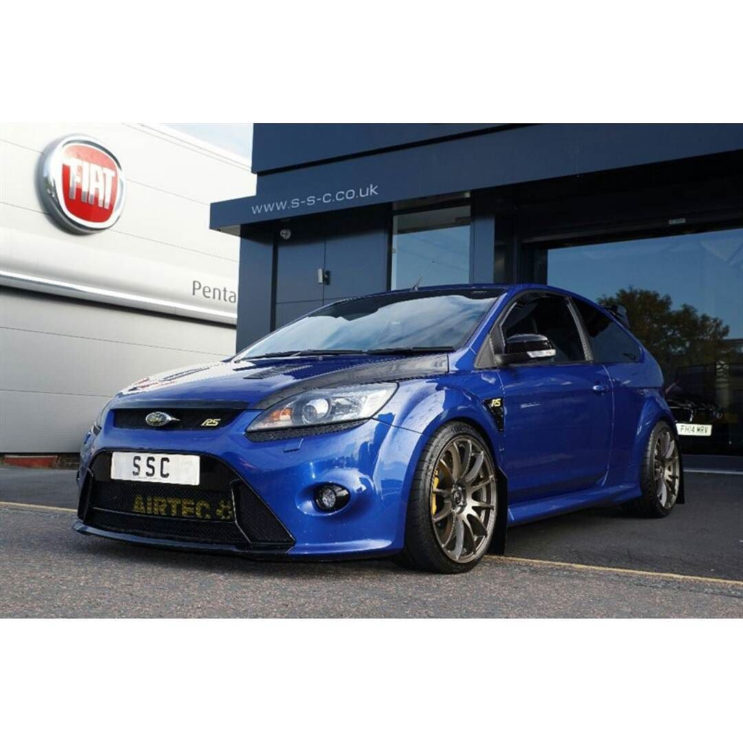 ford focus rs aboutthis vehicle blue 1 owner 5 seats. Black Bedroom Furniture Sets. Home Design Ideas