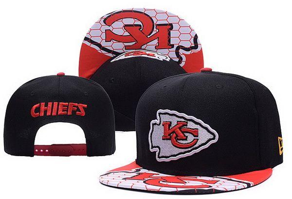 dba66b0301e NFL Kansas City Chiefs Snapback Hats--xdf