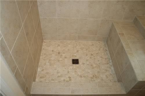 Shower Floor Tile And Tile Options Are Available For Use In