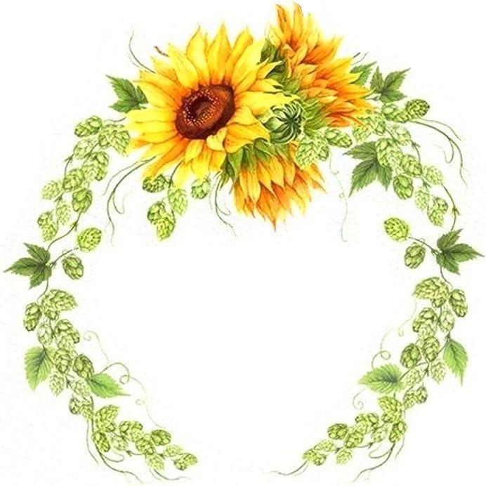Pin By Francine Janella On Sunlight Watercolor Sunflower Flower