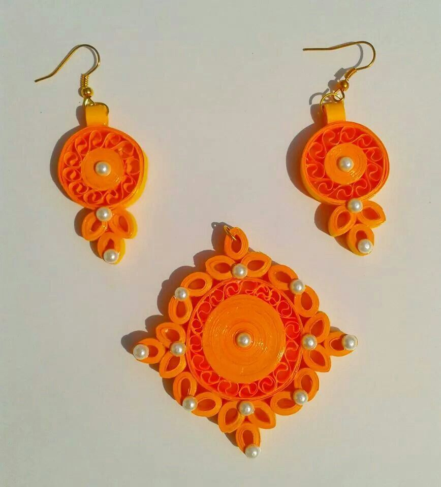Earring paper quilling pinterest quilling quilling jewelry