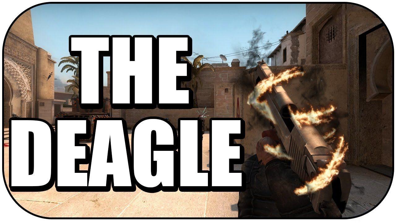 The Deagle (CS:GO) #games #globaloffensive #CSGO #counterstrike #hltv #CS #steam #Valve #djswat #CS16