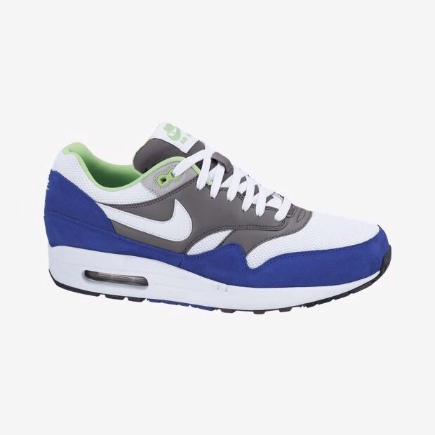 "Nike Air Max 1 Essential ""Seahawks</p>                     </div> 		  <!--bof Product URL --> 										<!--eof Product URL --> 					<!--bof Quantity Discounts table --> 											<!--eof Quantity Discounts table --> 				</div> 				                       			</dd> 						<dt class="