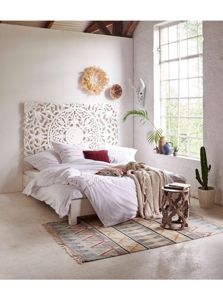 Schlafzimmer einrichten, stilvoll und Antik, mit viel