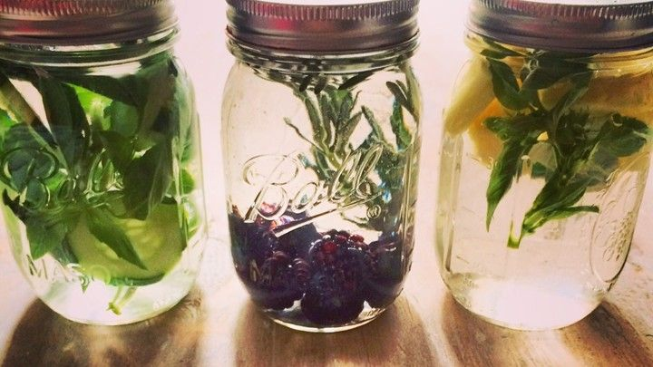 Fresh Infused Waters | The Dr. Oz Show