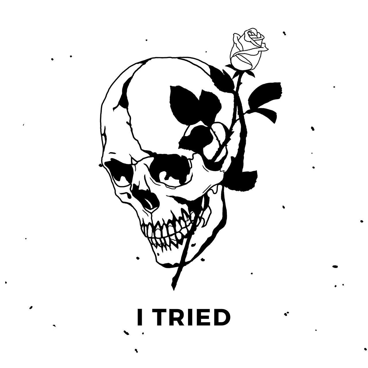 Skulls Tumblr Aesthetic: Tattoos, Skull Art, Drawings