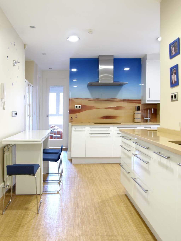 Ideas Of Interior Design Of Kitchen Style Mediterranean Designed  # Muebles Tablemac