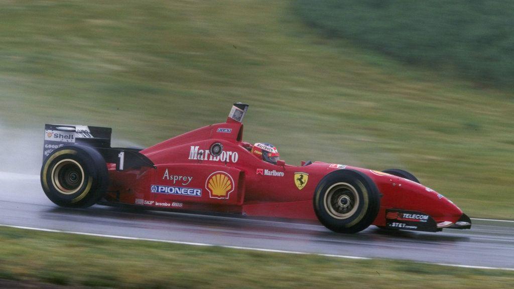 Michael Schumacher 1996 By F1 History On Deviantart Carros Da Disney Automobilismo Ayrton Senna