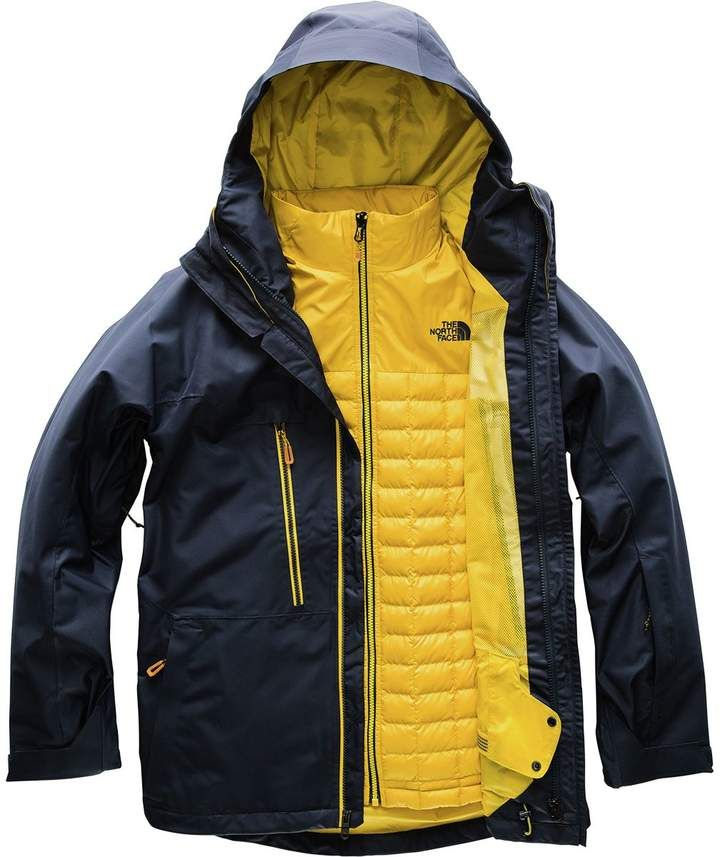 bcba3d6be The North Face Thermoball Snow Triclimate Hooded Jacket - Men's in ...
