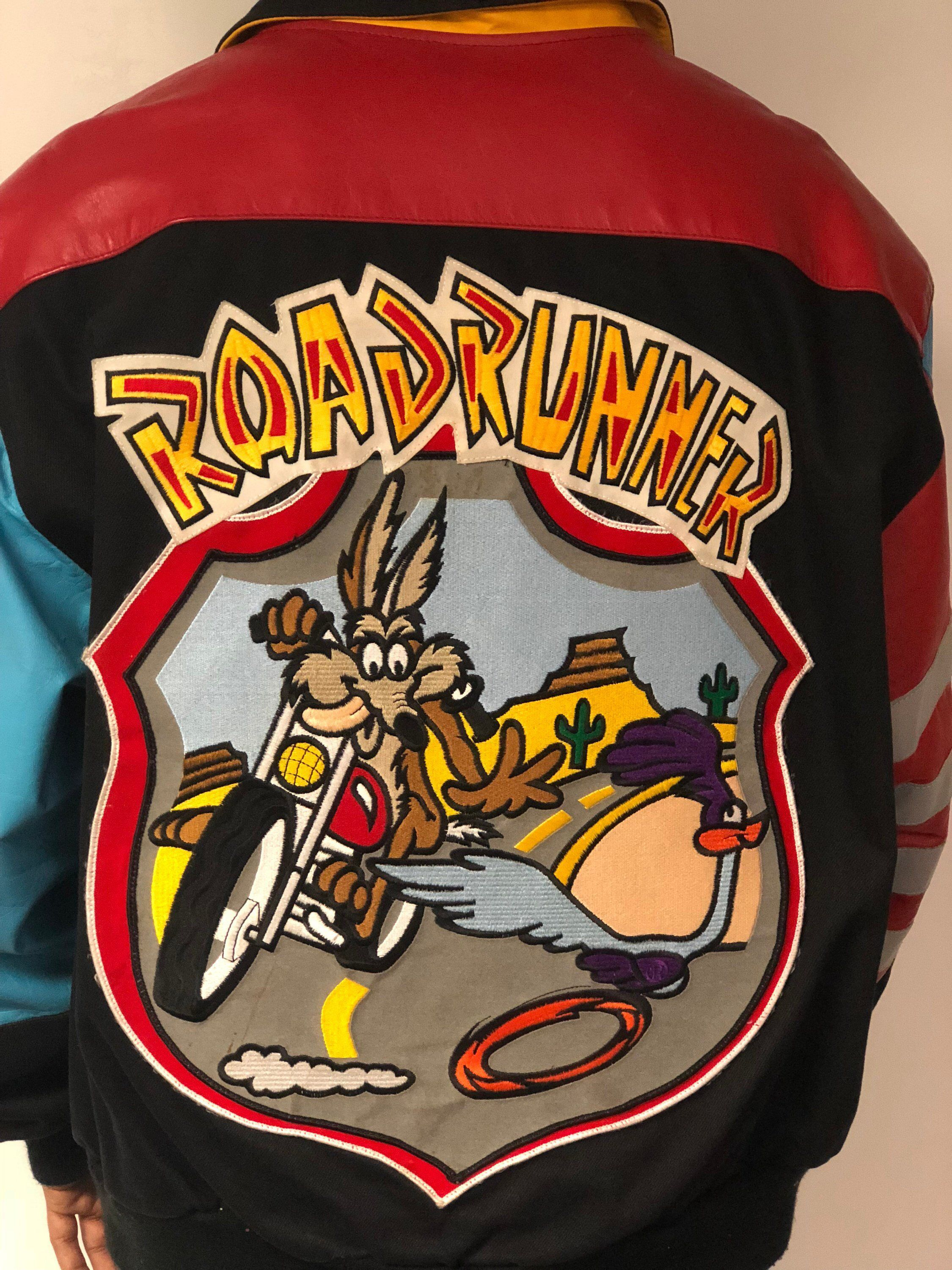 Excited To Share The Latest Addition To My Etsy Shop Jeff Hamilton Roadrunner Leather Jacket Jackets Varsity Jacket Leather Jacket [ 3000 x 2250 Pixel ]