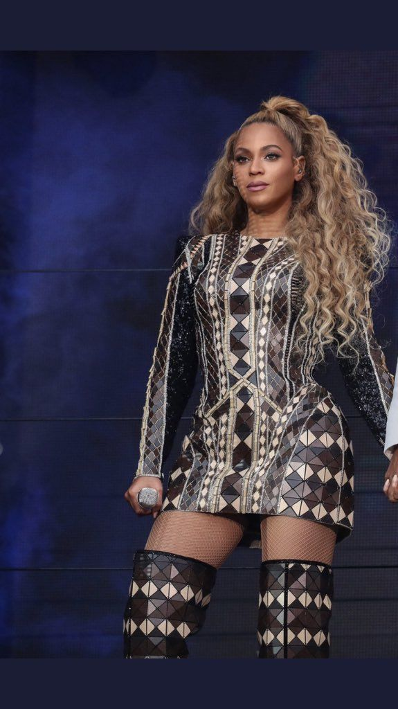 Fashion style Look beyonce of the day 2 for girls