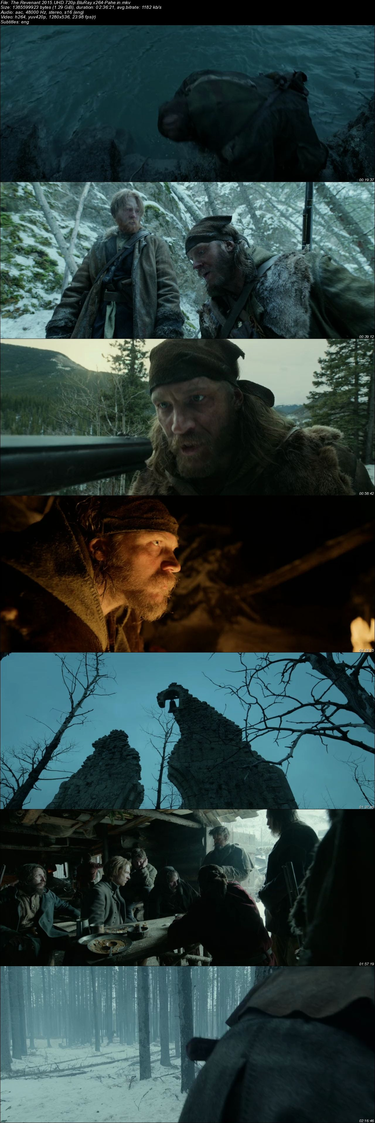 Index of The Revenant | Hollywood Movies in 2019 | The revenant