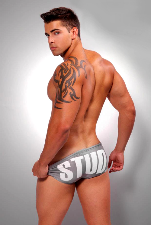Latin Men Butt