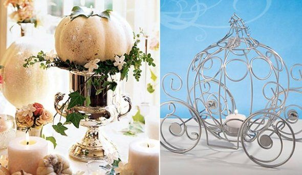 Fairy Tale Themed Table Decorations