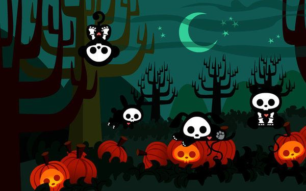 Festive Halloween Wallpapers to Ghost Your Screen | Happy halloween