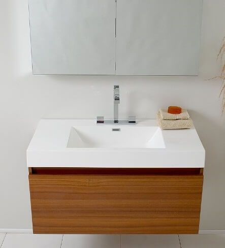 Teak Vanities Teak Vanities And Bathroom Vanities - Teak bathroom cabinet storage