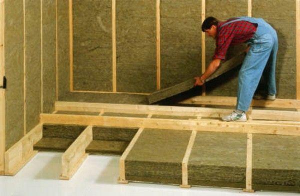В чем заключается технология строительства каркасного дома ...