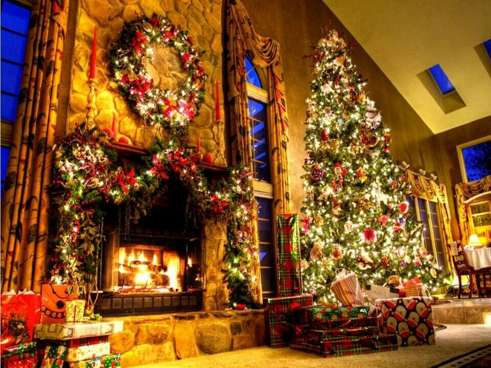 Christmas My Dream House Ideas Pinterest
