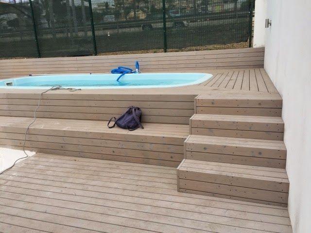 Resultado de imagen de piscinas elevadas obra | Piscinas | Pinterest ...