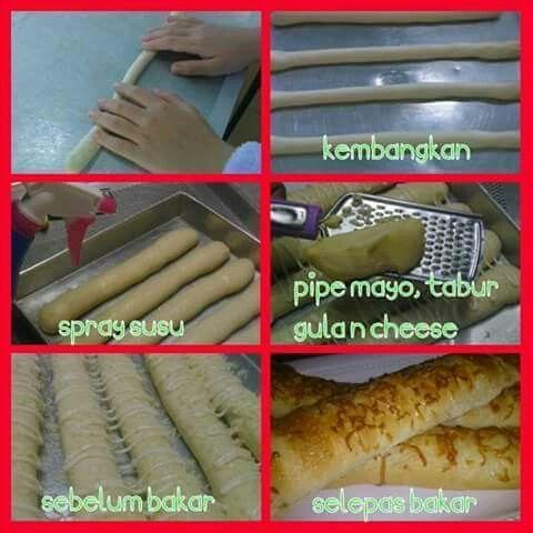 Roti Cheese Gula Roti Bread Roti Food