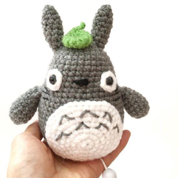 Crochet Totoro Musical Box