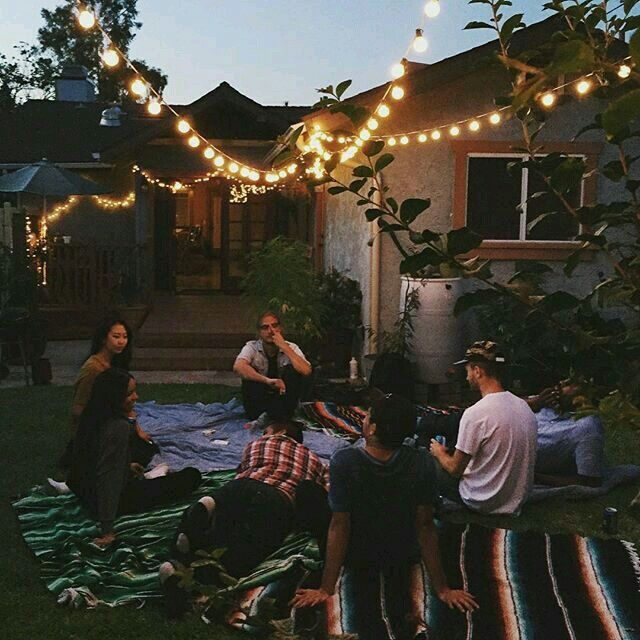 » Boho Picnic » Dinner Party » Outside Dining » Outdoor