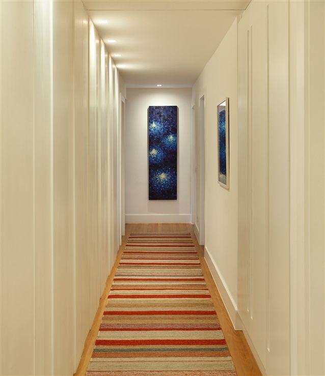 Alfombras para pasillos decoraci n zonas de paso for Alfombras recibidor