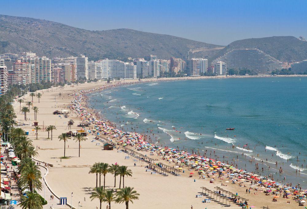 spain coastal towns cullera en valencia quiero visitar en espaa pinterest spain