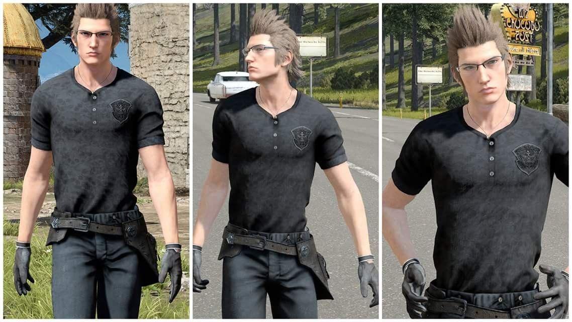 Final Fantasy XV Windows Edition mod  » Ignis | Final Fantasy