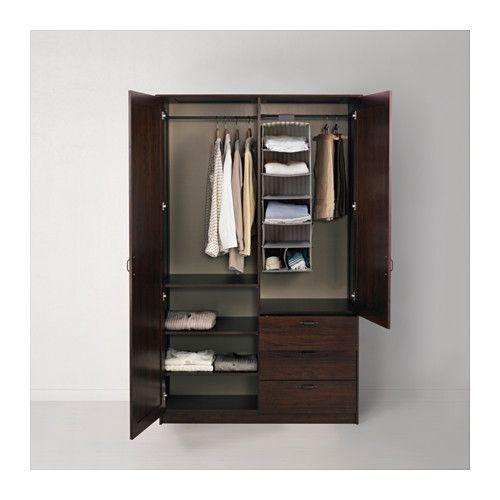 In Musken IkeaDuplex Armoire 2019 2 Bedroom Tiroirs 3 Portes ZkXiuOPT