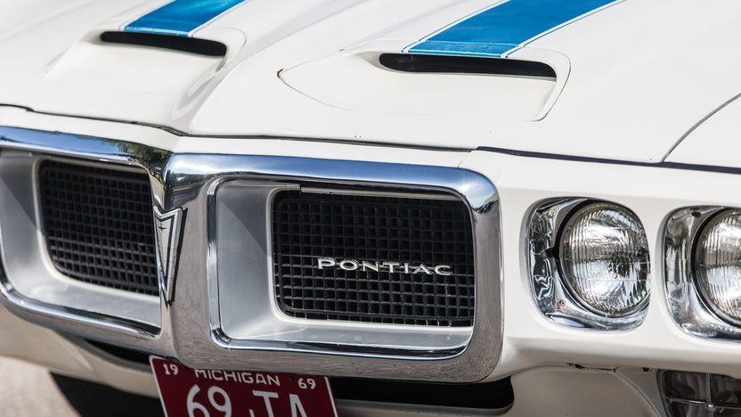 1969 Pontiac Trans Am 11 Pontiac, Pontiac firebird