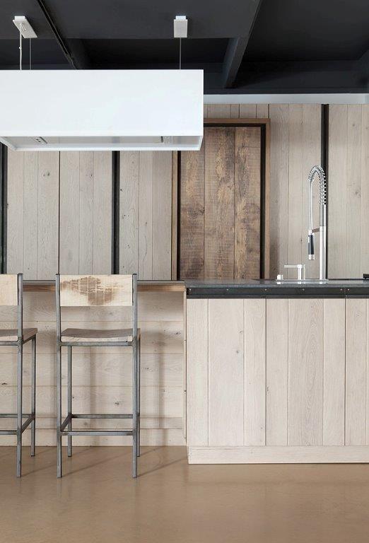 Novy Zen In A Kitchen Project By Dirk Cousaert
