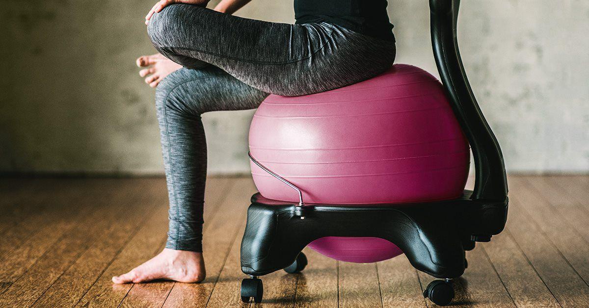 Classic Balance Ball® Chair My Dream Shop Ball chair