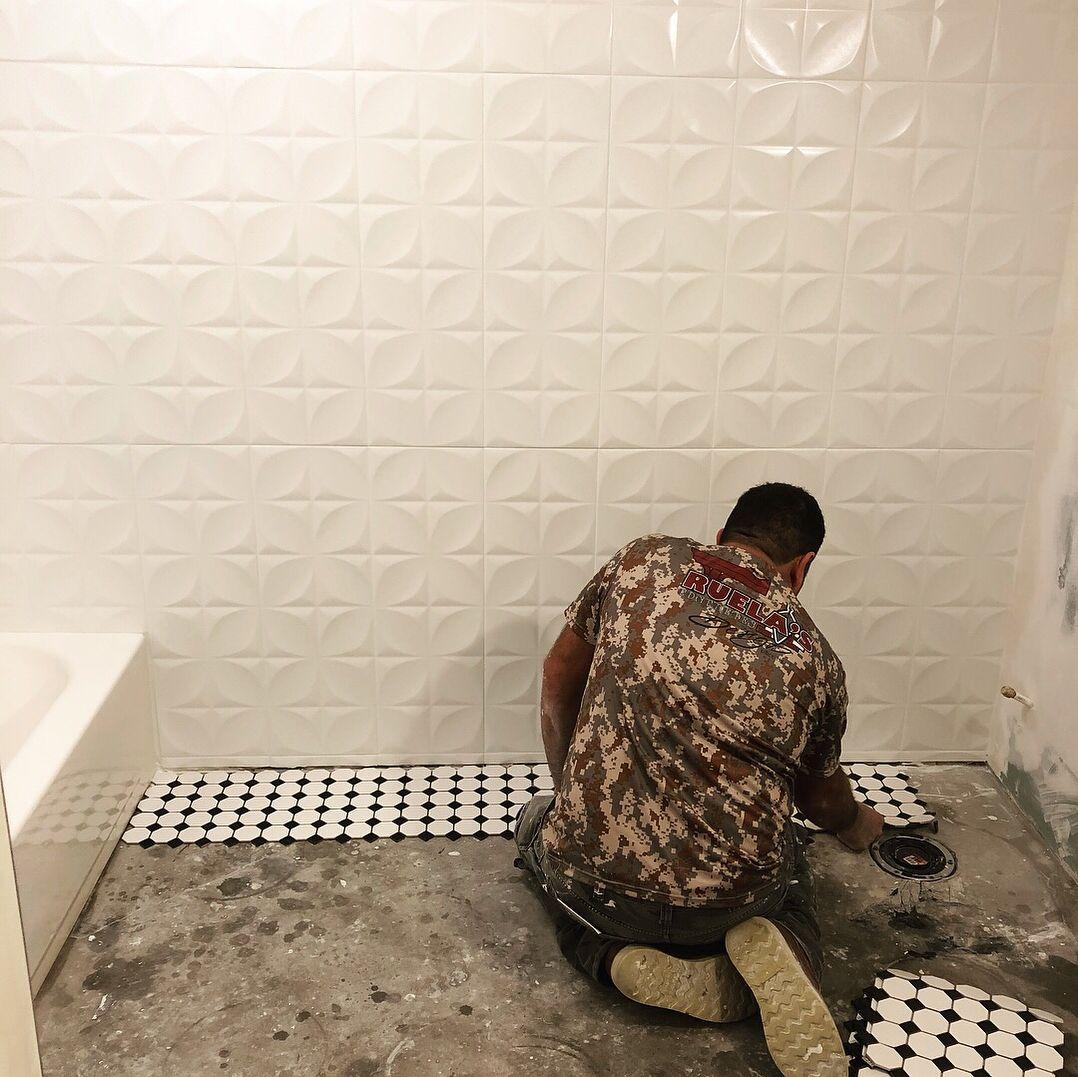 Grout done bathroom shower bath tub bathroomideas remodeling construction contractor contractorsofinsta grout tile ideas desig designer blueprint customhome house homerenovation sandiego malvernweather Images