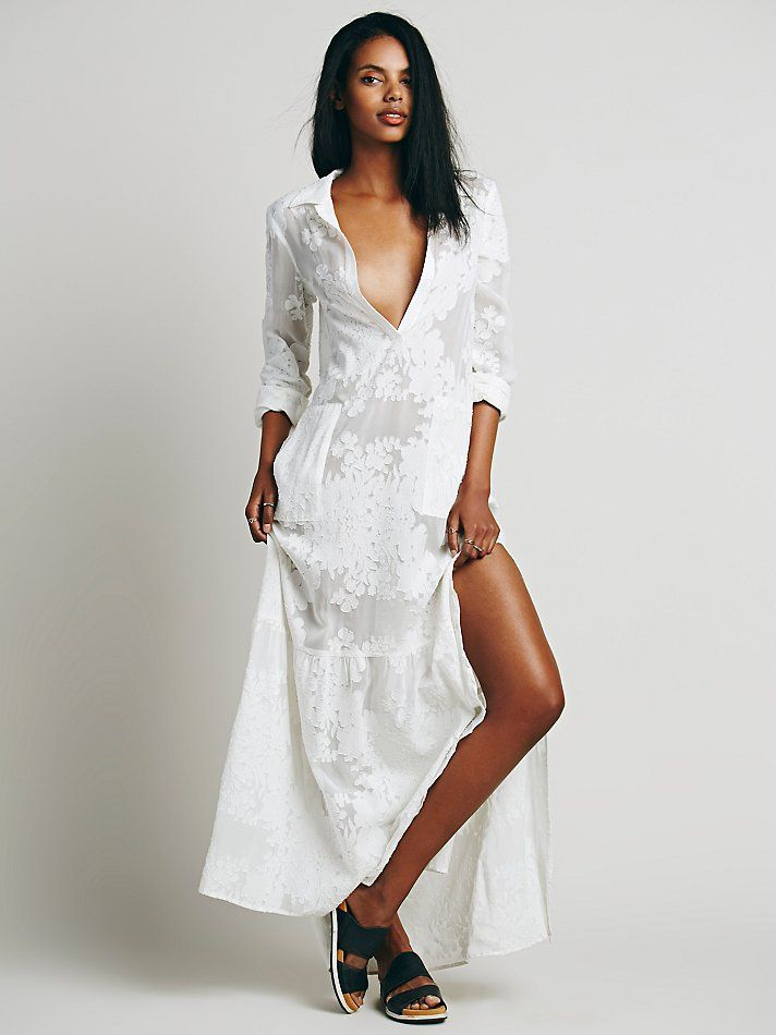 b3dfd88d82 For Love & Lemons Breezy Maxi Dress at Free People Clothing Boutique ...