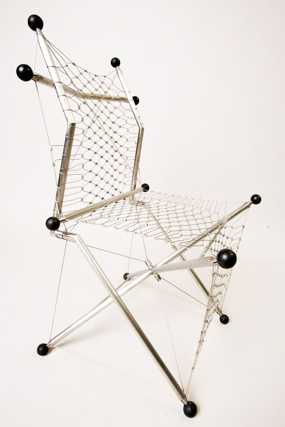 Konstantin Archov, Tensegrity Chair | Tensegrity ...