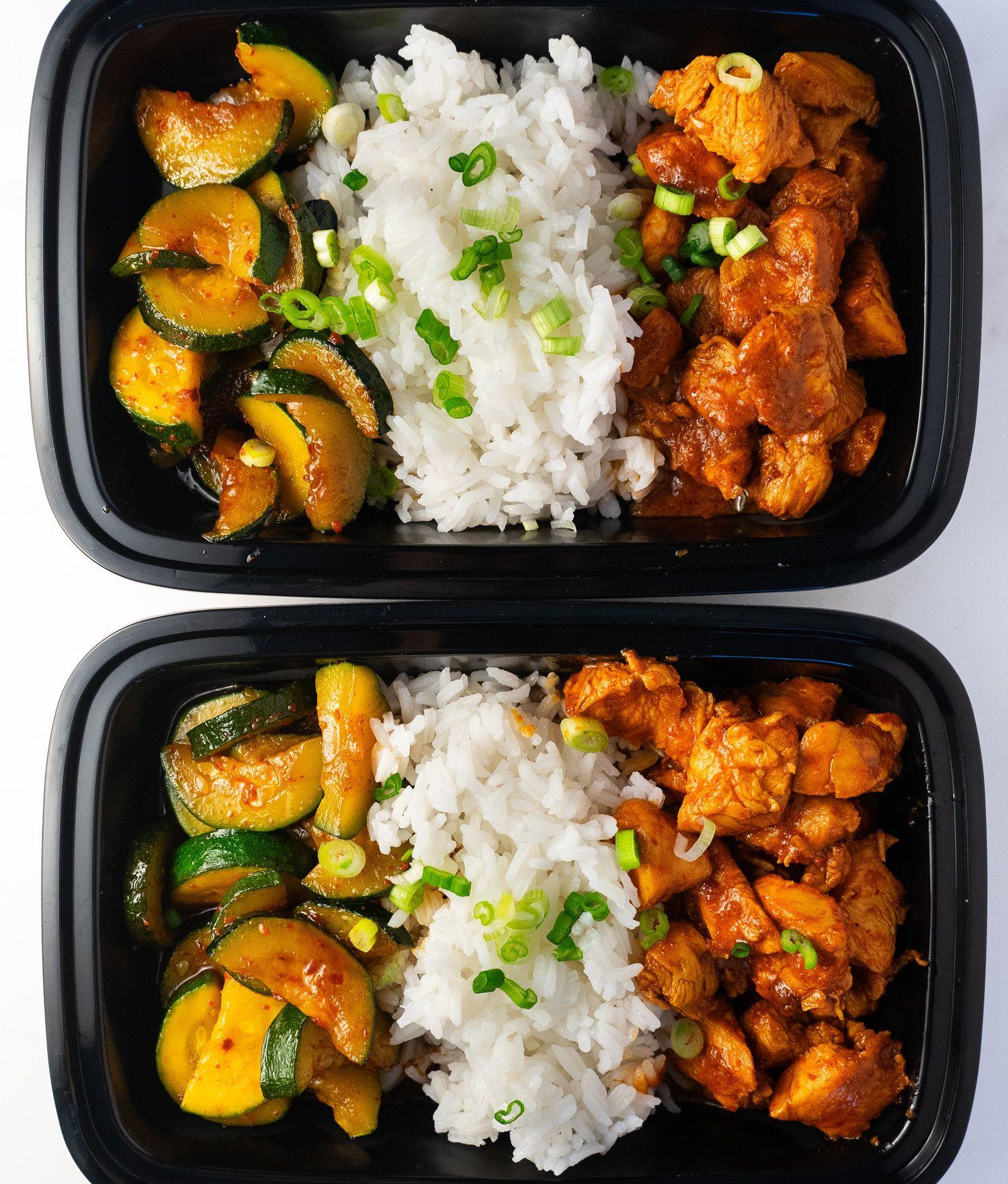 Korean Chicken Bulgogi | Recipe (With images) | Chicken ...