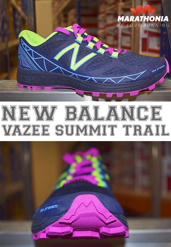 new balance vazze summit mujer