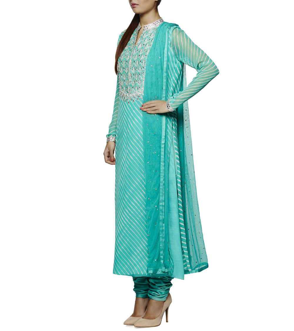 Anita Dongre is known as a pioneer in organic clothing as she was ...