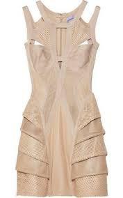 club dress nude - Pesquisa Google