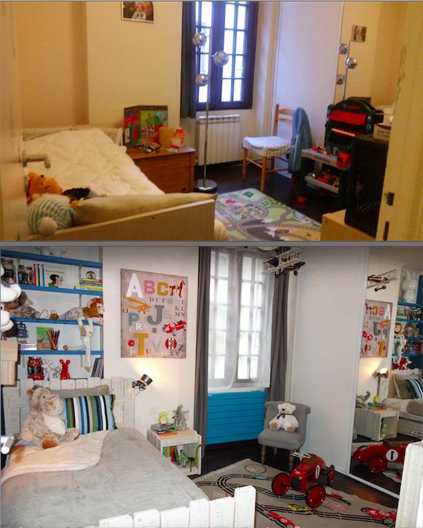 Experience Deco By Acova Et Emmanuelle Rivassoux Avant Apres D