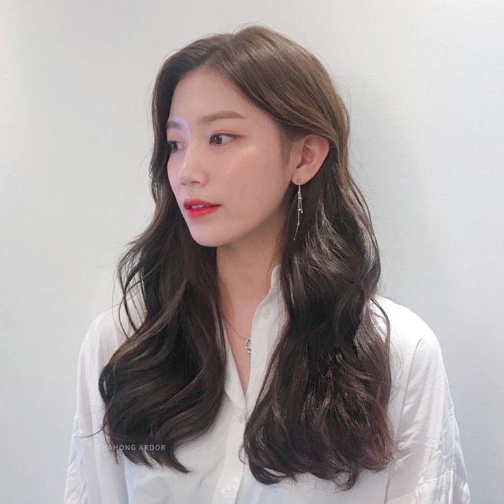 Air Firm Hair Waves Korean Hair Color Hair Styles