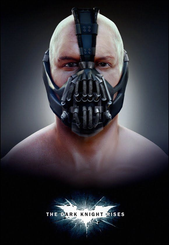Cant Believe This Was Tom Hardy Doesn T Look Like Him At All Bane Dark Knight The Dark Knight Rises Dark Knight