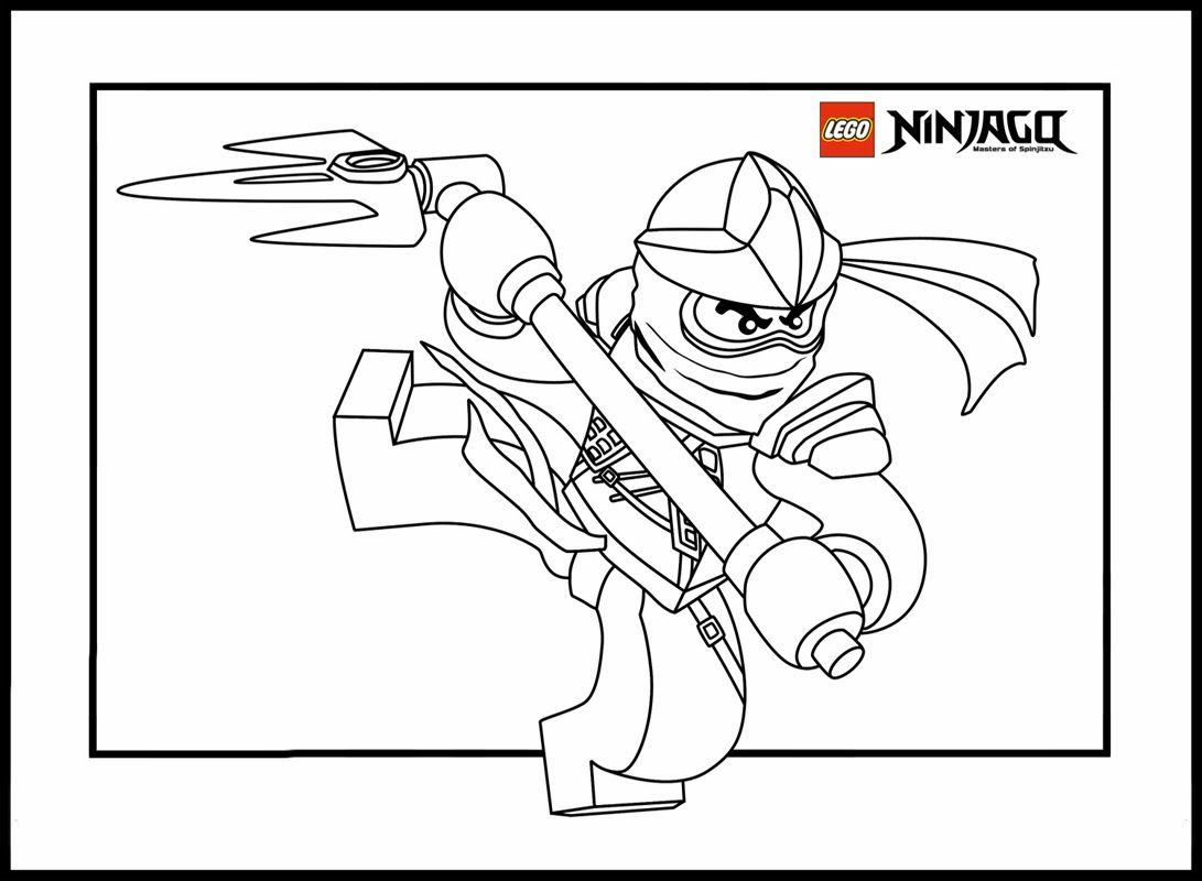 39 Ausmalbilder Ninjago Schlange   Besten Bilder von ...