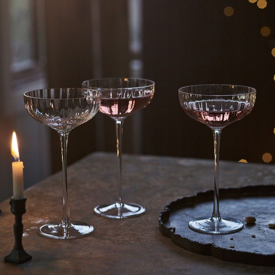 Champagne Coupe Isla Fluted Champagne Coupe Set Of Two Work Inspiration