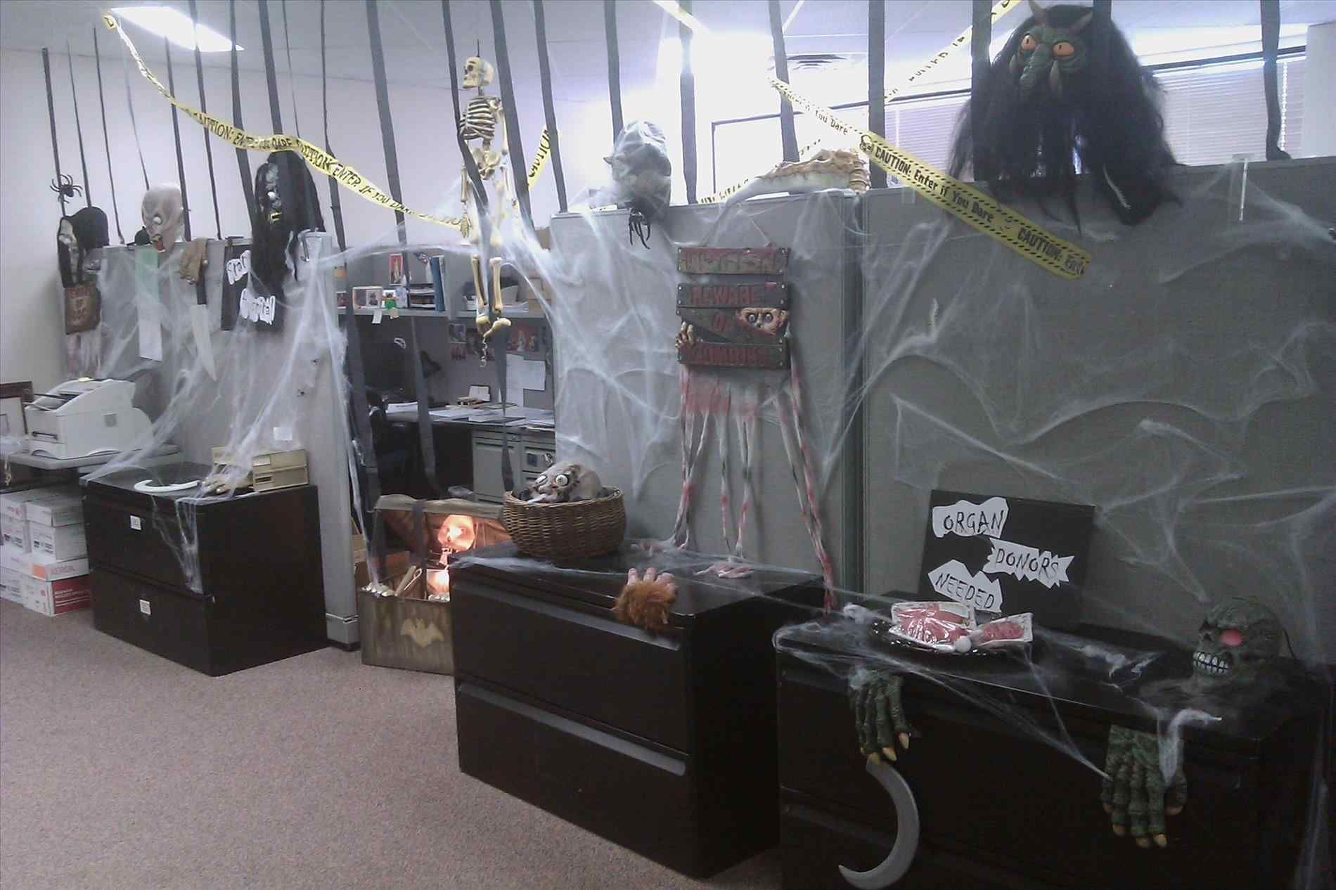 Amazing Cheap And Scary Halloween Decorations Ideas Iluvhalloween