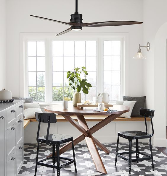 Merveilleux Studio McGee | Our Tops Picks: Ceiling Fans. Kitchen Dining RoomsKitchen ...