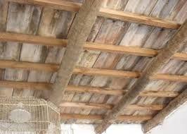 Resultado de imagen para techos rusticos de madera refugios de piedra en la monta a - Techos de madera rusticos ...