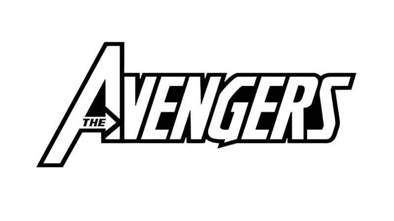 Avengers Font Free Download Avengers Logo Avengers Marvel Font